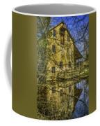 Batsto Gristmill Reflection Coffee Mug