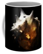 Battered Conch  Coffee Mug