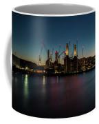 Battersea Power Station On The Thames, London Coffee Mug