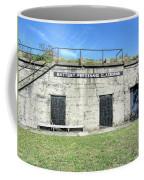 Battery Ferdinand Claiborne Coffee Mug