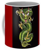 Battle Dragon Coffee Mug