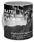 Battle For The Third Flatiron Coffee Mug