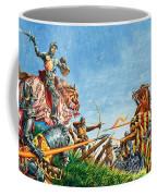 Battle Of Agincourt Coffee Mug