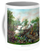 Battle Of Atlanta Coffee Mug