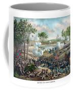 Battle Of Cold Harbor Coffee Mug
