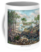 Battle Of Cold Harbor Coffee Mug