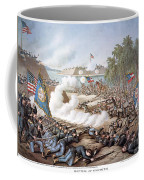 Battle Of Corinth, 1862 Coffee Mug