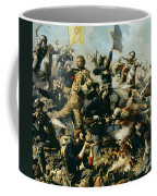 Battle Of Little Bighorn Coffee Mug