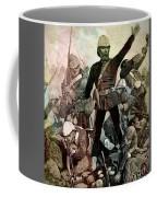 Battle Of Majuba Mountain  Coffee Mug