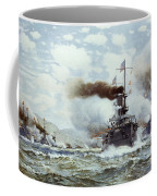 Battle Of Manila Bay 1898 Coffee Mug