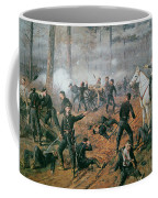 Battle Of Shiloh Coffee Mug by T C Lindsay