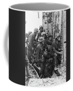 Battle Of Stalingrad  Nazi Infantry Street Fighting 1942 Coffee Mug
