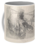 Battleship Coming Home Coffee Mug