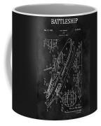 Battleship Patent Coffee Mug