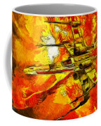 Star Wars X-wing Fighter - Oil Coffee Mug
