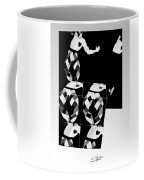 Bauhaus Ballet 2 The Cubist Harlequin Coffee Mug