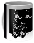 Bauhause Ballet Coffee Mug