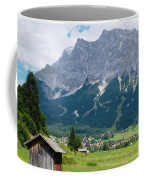 Bavarian Alps Landscape Coffee Mug