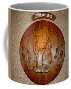 Bavarian Inn Willkommen Coffee Mug