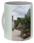 Bavarian Village With Castle  View Coffee Mug