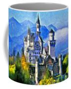 Bavaria's Neuschwanstein Castle Coffee Mug