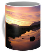 Baxter State Park At Sunset Coffee Mug
