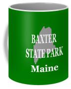 Baxter State Park Pride Coffee Mug