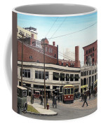 Bay And Queen Streets C1940 Coffee Mug