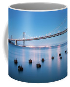 Bay Bridge Blues, San Francisco Coffee Mug