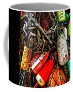 Bay Front Buoys Coffee Mug