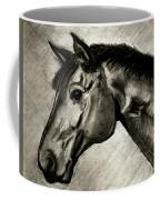My Friend The Bay Horse Coffee Mug