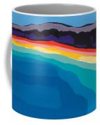 Bay Of Angels Coffee Mug
