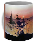 Bay Of Fundy Sunset Coffee Mug
