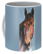 Thoroughbred Royalty Coffee Mug