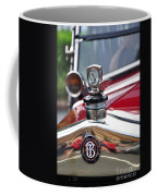 Bayliss Thomas Badge And Hood Ornament Coffee Mug