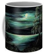 Bayou By Moonlight Coffee Mug