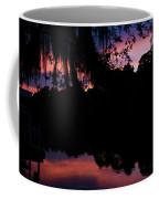 Bayou Sunset Coffee Mug