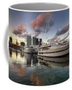 Bayside Sunset Coffee Mug
