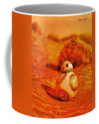 Bb-8 In The Desert - Pa Coffee Mug