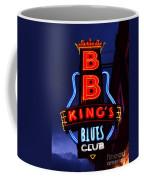 B B King's Blues Club Coffee Mug