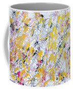 Bumble Bees Against The Windshield - V1lllt46 Coffee Mug