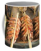 Bbq Fresh Grilled Prawns In Kep Market Cambodia Coffee Mug