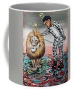 Be Courageous My Son Coffee Mug