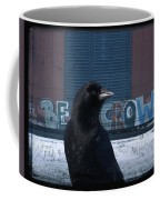 Be Crow Coffee Mug