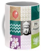 Be Present Coffee Mug