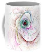 Be Strong Little Flower Coffee Mug