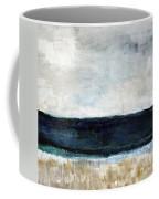 Beach- Abstract Painting Coffee Mug