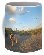 Beach Access 30 Coffee Mug