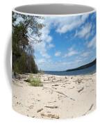 Beach And A Lake Coffee Mug