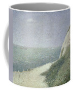 Beach At Bas Butin Coffee Mug